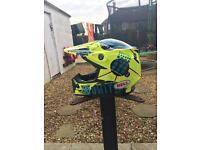 Bell motocross helmet XL