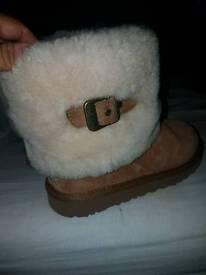 Girls ugh boots new original