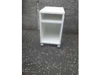 Bedside Cabinets white two of