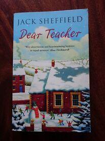 Dear Teacher by Jack Sheffield