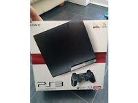 PS3 box