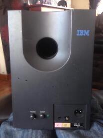 Ibm speaker