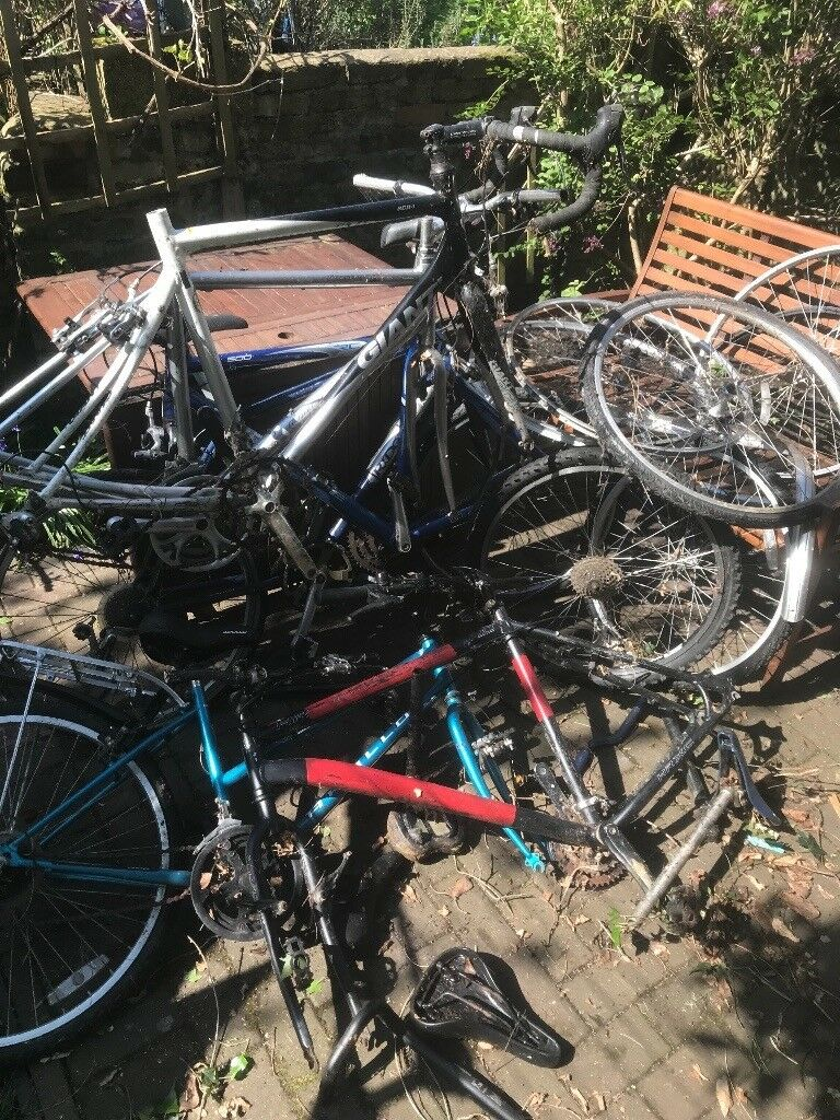 125 second hand bycycle frames parts in hackney london gumtree