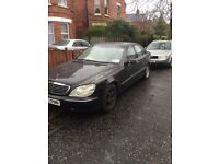 For sale Mercedes s320 Cdi