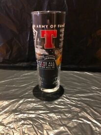 Tennents Euro 2020/2021 Collectors Glass.