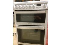 Electric cooker with ceramic top good working order and clean