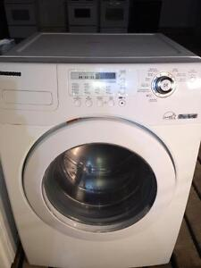 Samsung Front Load Washer, FREE WARRANTY, Delivery Available