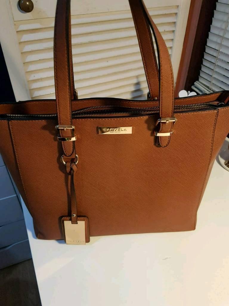 Carvela Dina Winged Tote Bag
