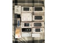 Assortment of iPhone Spares (see list below)
