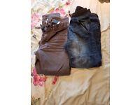X2 h&m 10-11 jeans