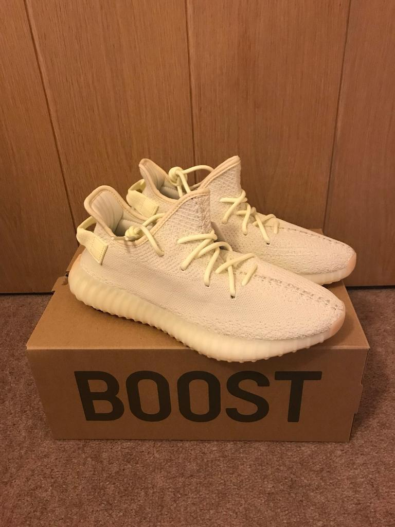1d40683235f70 Adidas Yeezy Boost 350 V2 Butter - BRAND NEW Sizes UK7.5   UK 8   8.5