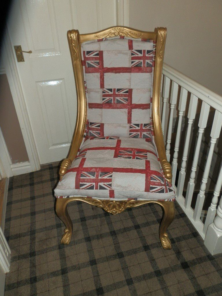 Traditional Victorian lounge chair | in Rudheath, Cheshire ...