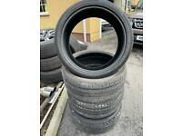 4 HAIDA 285/35/22 Tyres Range Rover Audi ETC