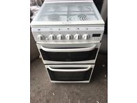 CANNON GAS COOKER IN EXCELLENT CONDITION WITH GLASS TOP
