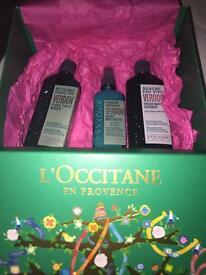 Men's L'Occitane gift set