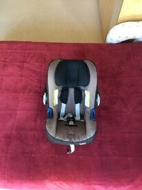 Britax baby safe plus shr II car seat