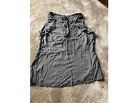 Ladies grey top from gap size xs