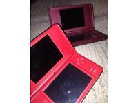 2 Nintendo dsi Xl,s