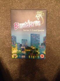 Benidorm Series 1 - 3 & Special