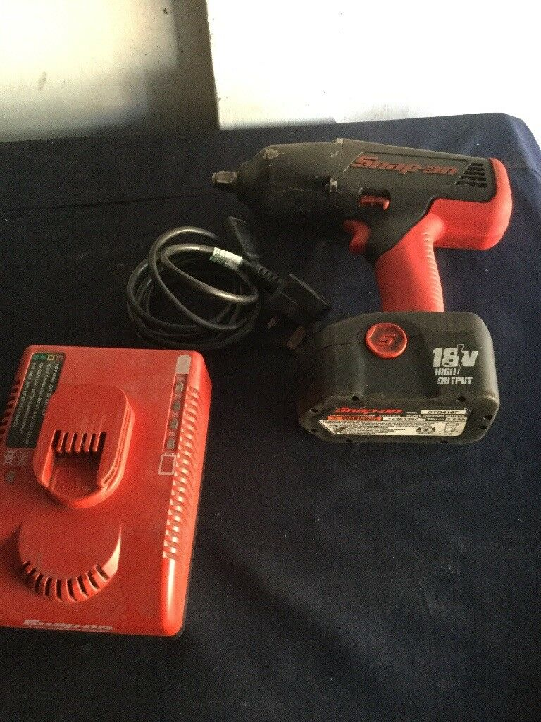 Snap On Ct6850 Battery