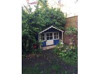 Children's Garden house / shed