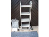 13 Position Ladder with assessories