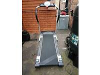 Electric treadmill in great condition used hand full of times.