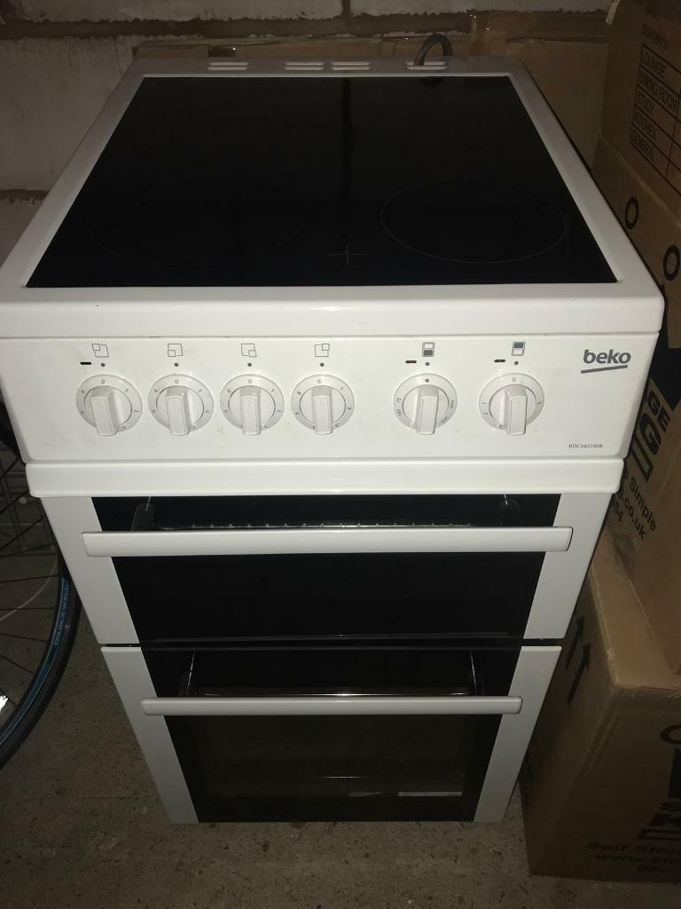 Beko BDC5422AW Electric Cooker
