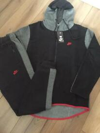 Large tracksuit with tags