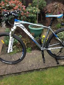 Giant talon 1 29er pristine condition immaculate