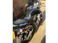 Honda cb600 hornet with MOT