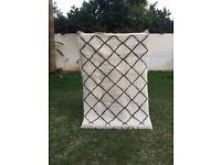 Large brand new Moroccan Beni Ouiran Carpet 2 M x 1.4M