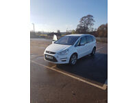 2013 (13) Ford S-Max 2.0 TDCi Titanium 5dr (6 speed) Manual, ONLY 58500 MILES !!!