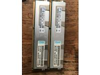 8GB DDR3 - Samsung RAM server.