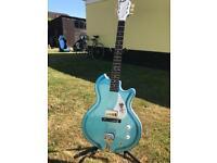 Supro Sahara Electric Guitar