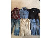 Boys 3-4 bundle designer clothes
