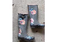Women's Joule Boots