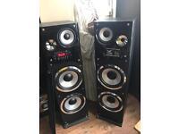 Floor standing speaker Bluetooth