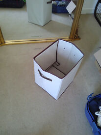 Medium Sized Storage Container. Ideal For Laundry Or Other Storage Purposes. £5, Collection Only.