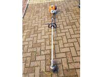 Stihl ht-101 polesaw pruner telescopic