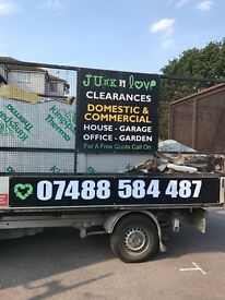 Waste Clearances, FREE Metal Collection, Rubbish and Garden Clearance in Kentish Town North London