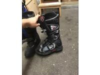 FOX comp 5 MX boots Size 11