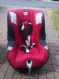 2 X Britax car seats