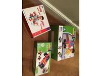 Toys 3 x build it boxes