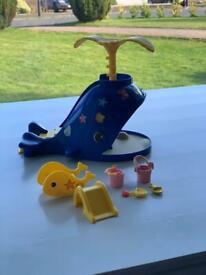 Sylvanian families baby playground