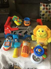 Small joblot of kids toys for sale
