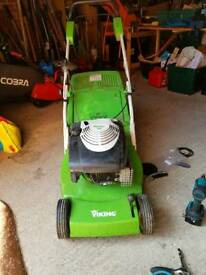 Great mower, professional lawn mower. Easy repair