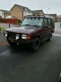 1996 Landrover Discovery 300 tdi