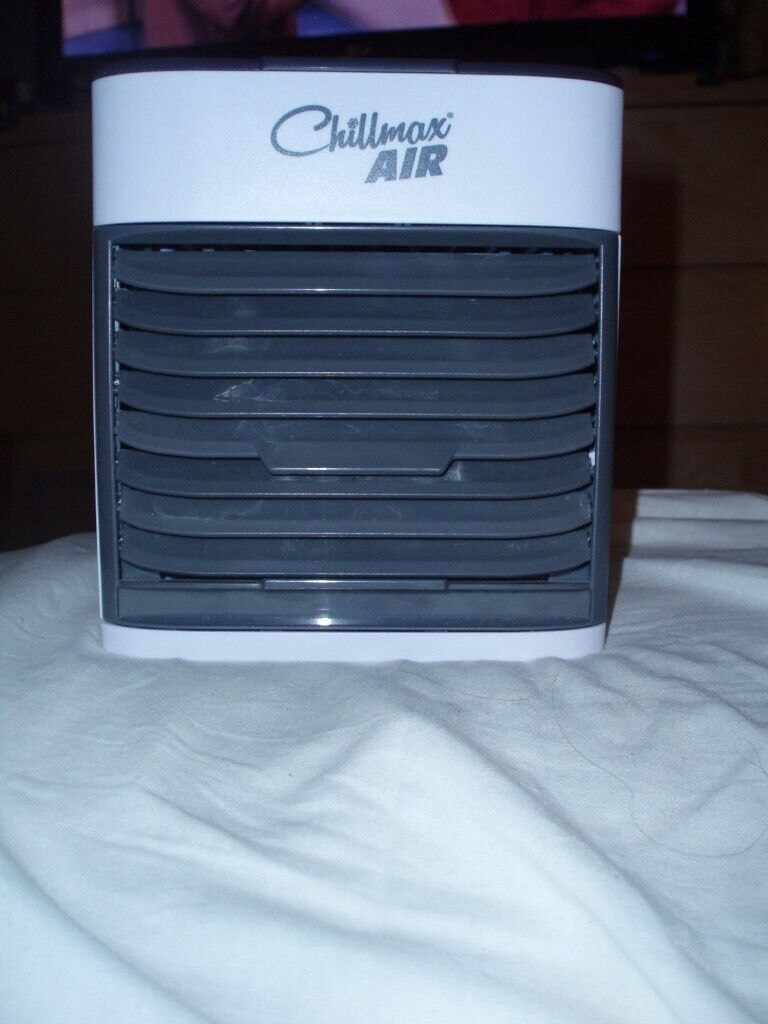 Fans, JML Chillmax Air Personal Space Cooler & Humidifier ( 2 available) | in Clydebank, West Dunbartonshire | Gumtree