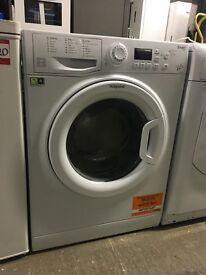 HOTPOINT WMFUG742P SMART Washing Machine - White